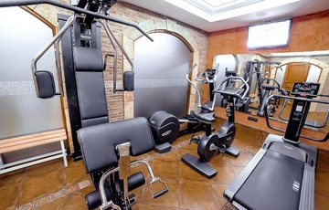 Gym Hotel Nuevo Torreluz
