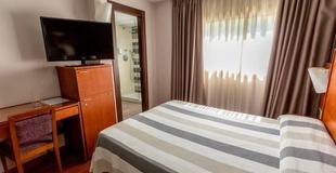 CHAMBRE INDIVIDUELLE Hotel Nuevo Torreluz