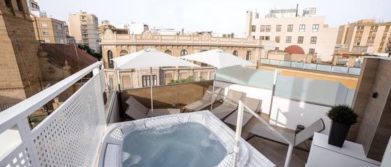 Solarium-SPA Hotel Nuevo Torreluz