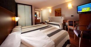 CHAMBRE DOUBLE AVEC LIT SUPPLÉMENTAIRE + Accès gratuit au spa Hotel Nuevo Torreluz