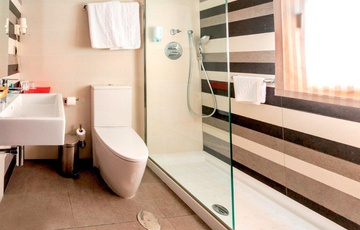 Salle de bains Hotel Nuevo Torreluz