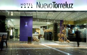 Façade Hotel Nuevo Torreluz