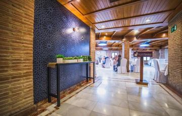 Zones communs Hotel Nuevo Torreluz
