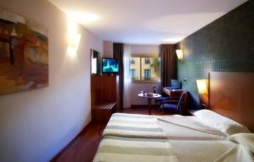 Chambre double supérieure Hotel Nuevo Torreluz
